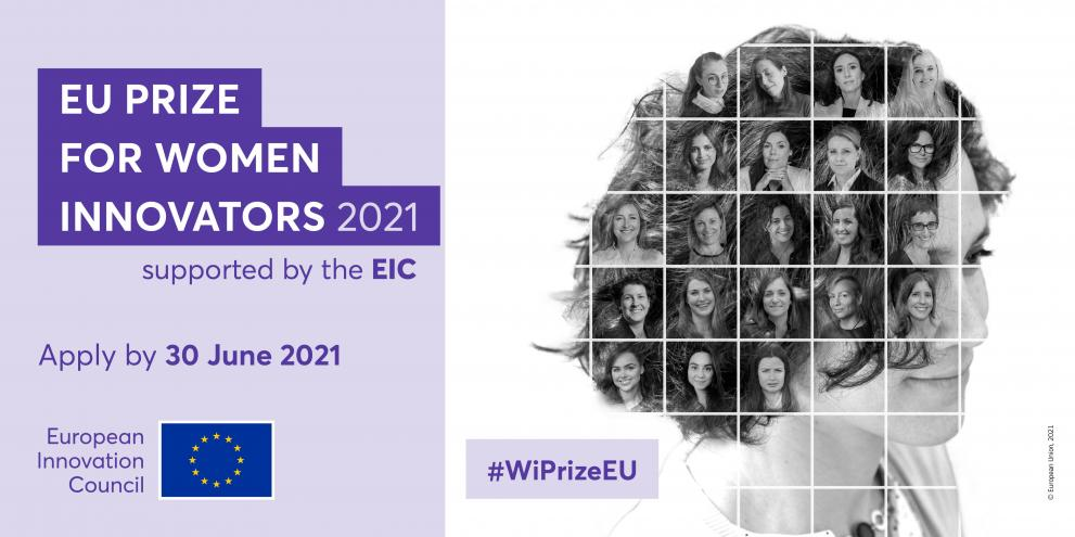 EIC Prize for women innovators