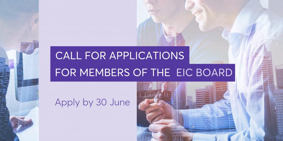 EIC Board Members call