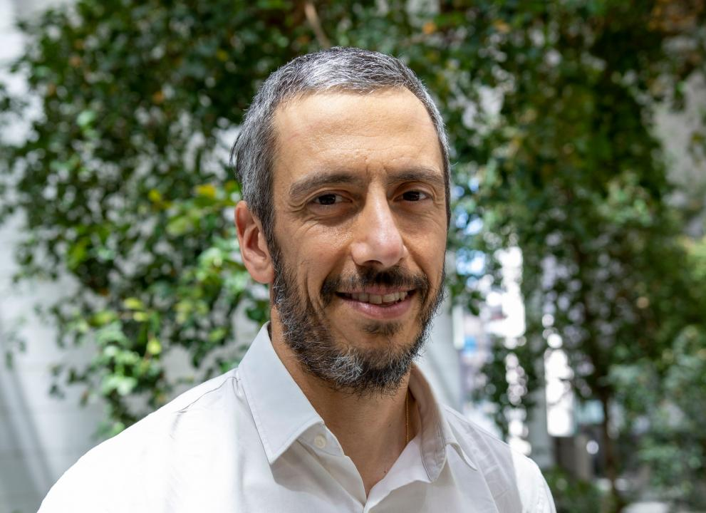 Francesco Matteucci - EIC Programme Manager