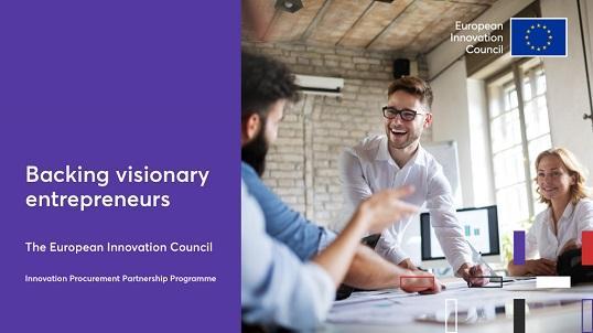 Innovation Procurement Partnership Programme Call